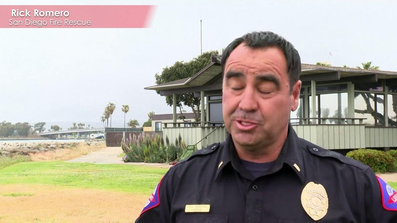 Three dead after boat capsizes off Californian coast