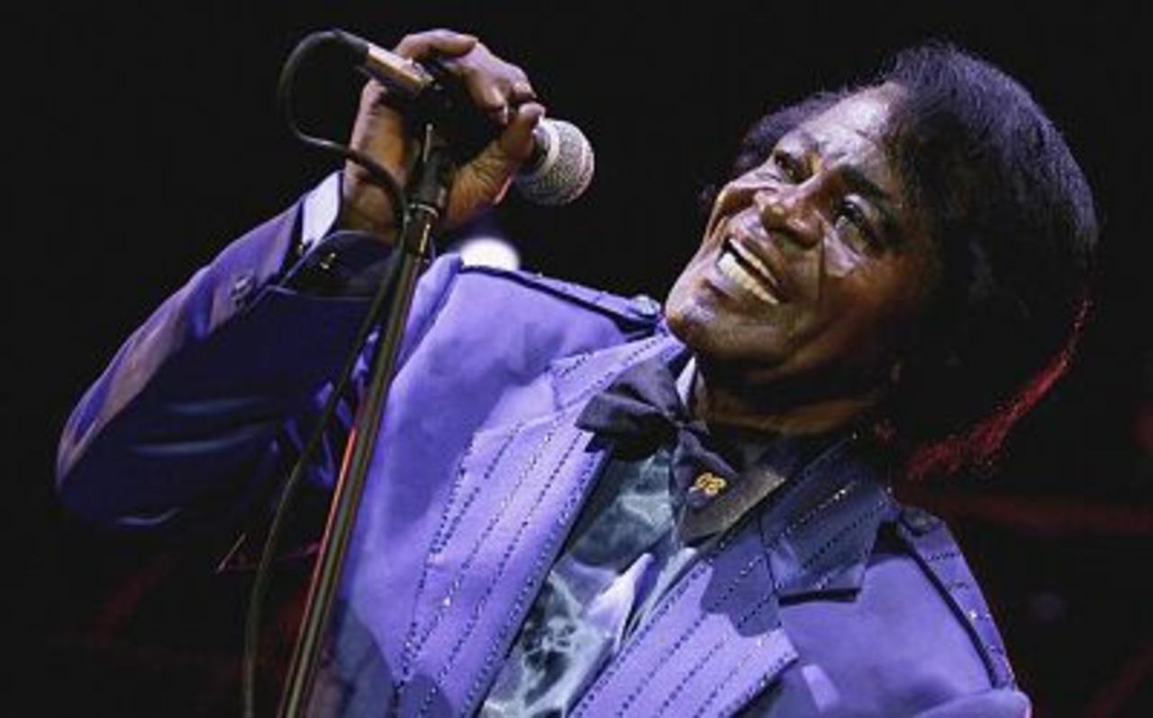 Remembering James Brown