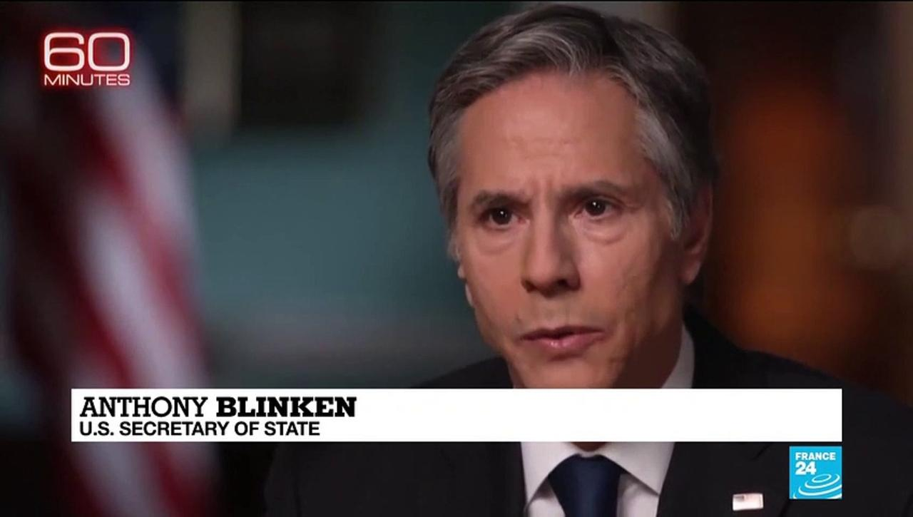 US Blinken says China acting 'more aggressively abroad'