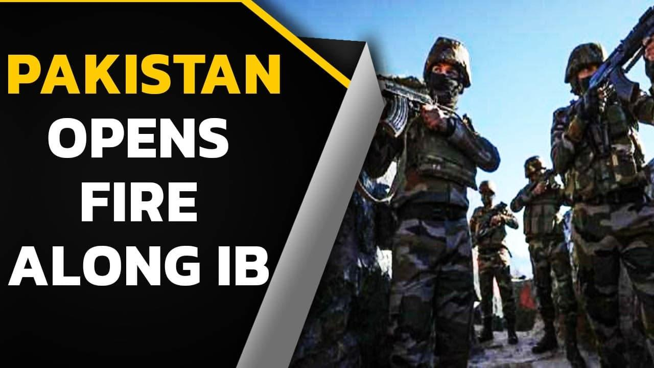 Pakistan breaches ceasefire deal along IB, says India's BSF spokesperson | Oneindia News