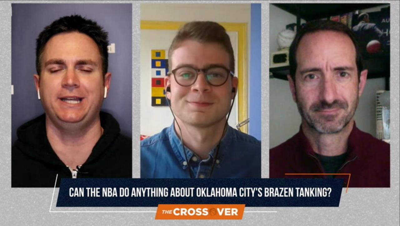 The Crossover: Are the Oklahoma City Thunder Tanking This Season?