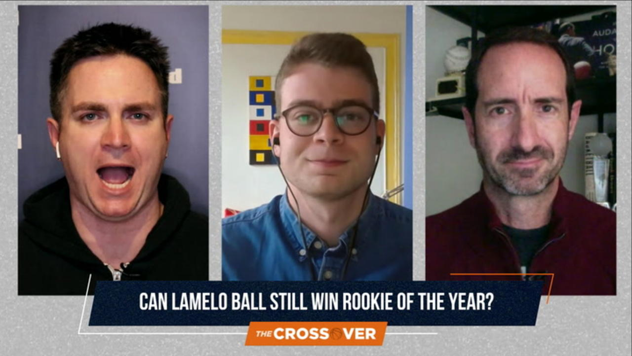 The Crossover: Can LaMelo Ball Still Win Rookie of the Year?