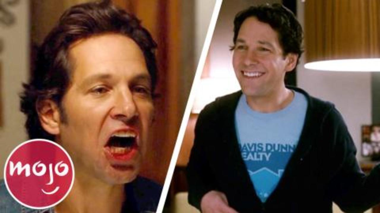 Top 10 Movie & TV Moments That Made Us Love Paul Rudd