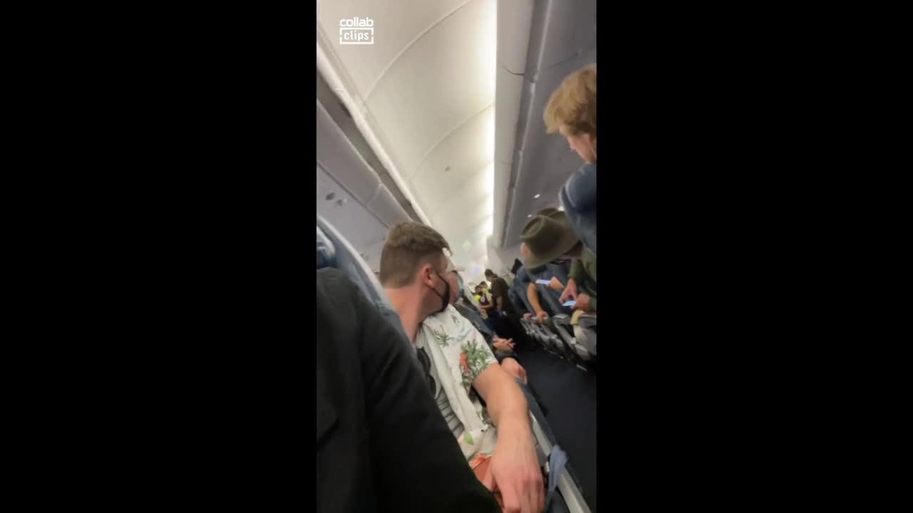 Air born: Woman gives birth on Delta flight from Utah to Hawaii