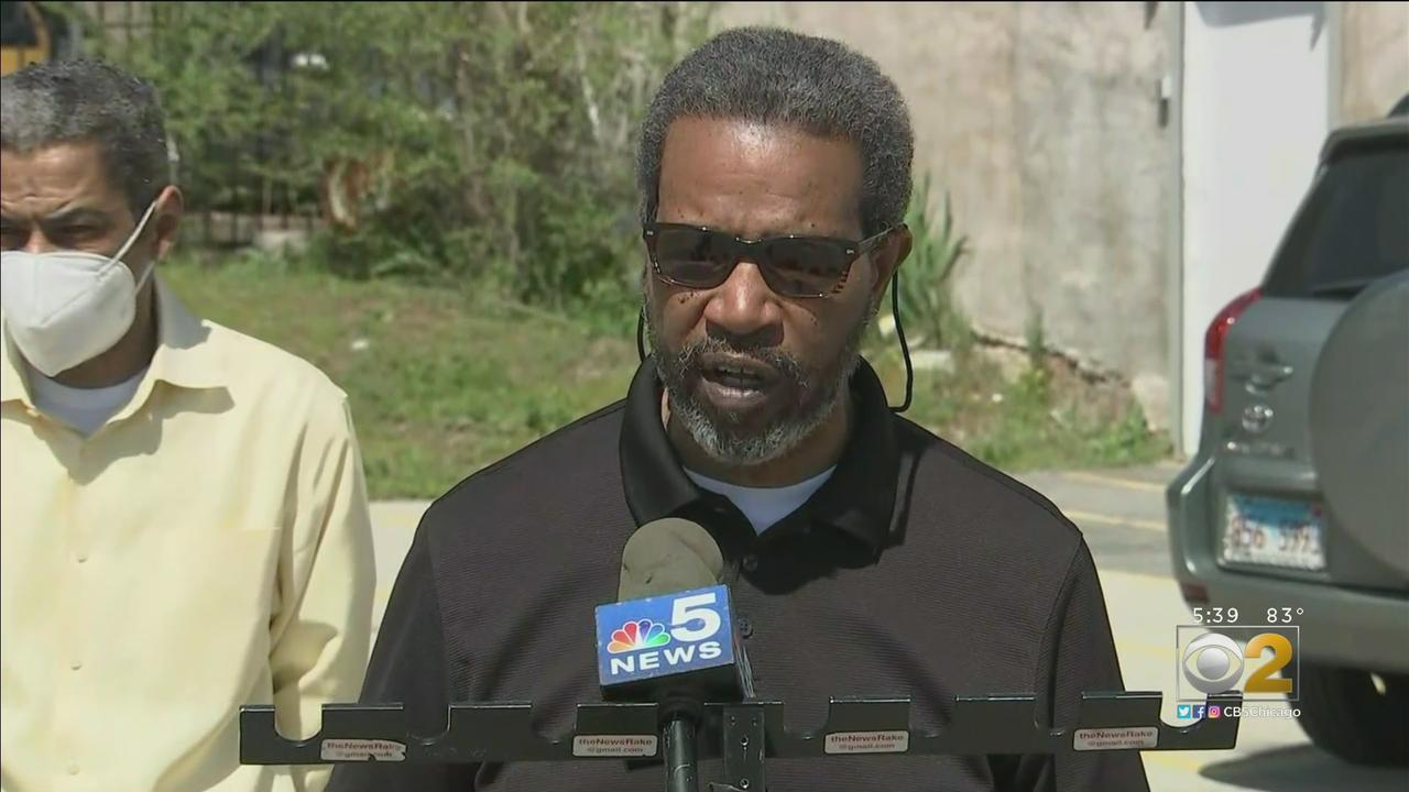 Local Pastor Calls On President Biden To Declare Violence A Public Mental Health Crisis