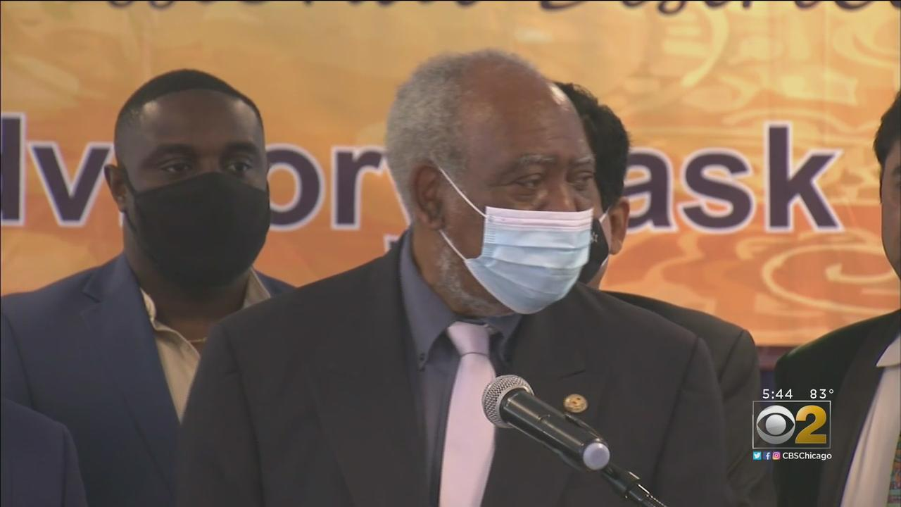Rep. Danny Davis Leads Community Effort To Send Medical Aid To India Amid COVID Crisis