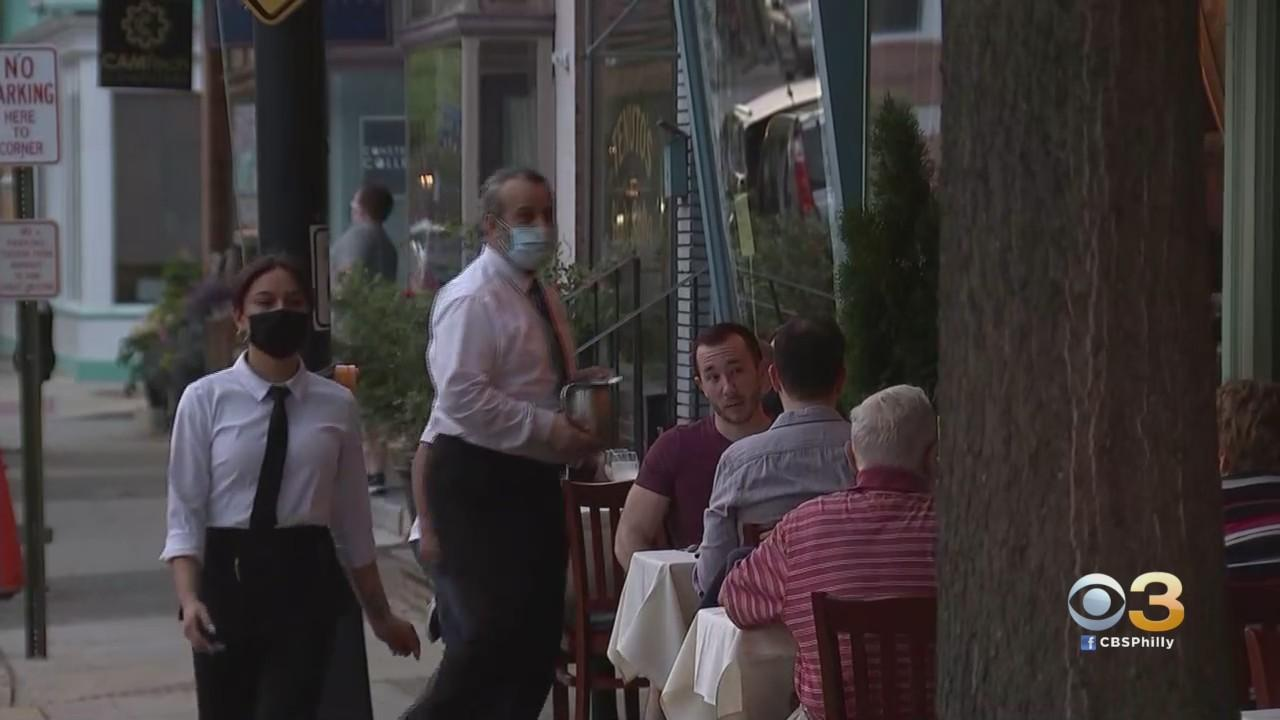 Business Increases At New Jersey Restaurants But Owners Say They're Struggling To Find Staff
