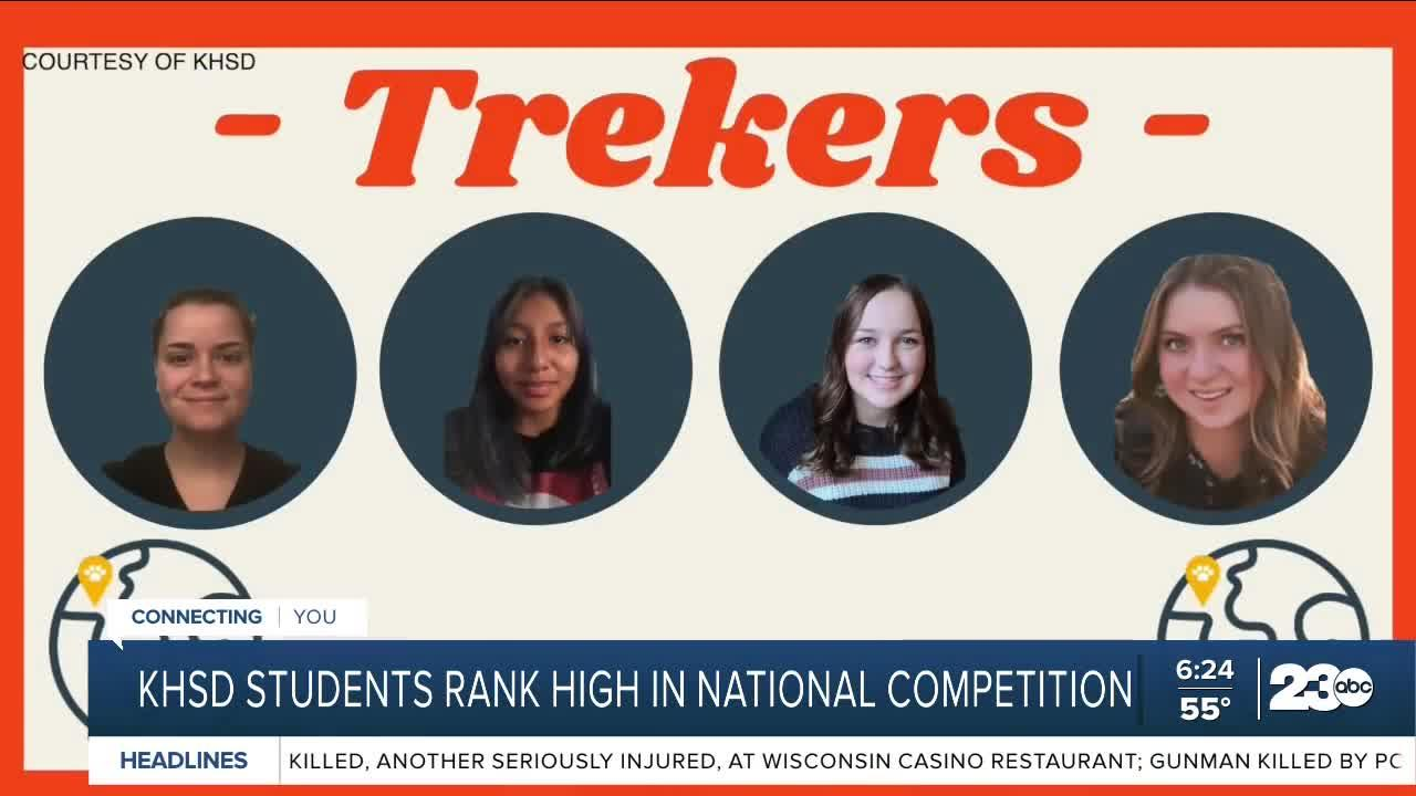 KHSD students fare well in virtual competitions in spite of COVID-19 challenges