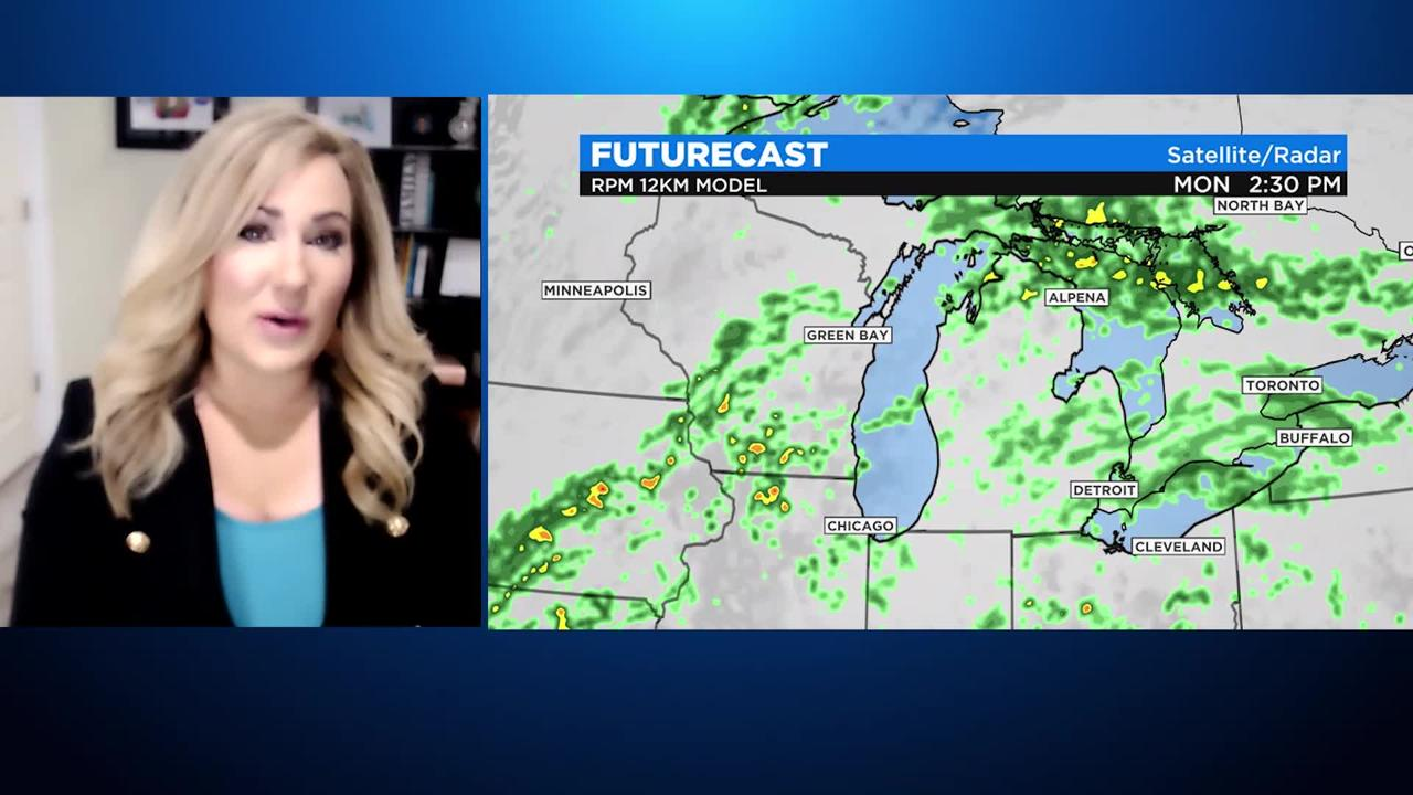 First Forecast Tonight- May 2, 2021