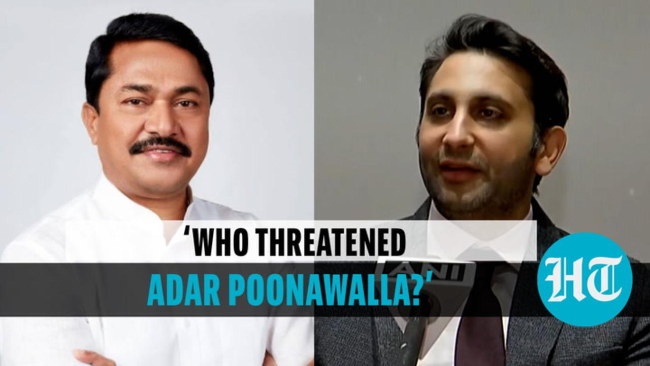 Watch: Congress responds to Adar Poonawalla's 'being threatened' charge