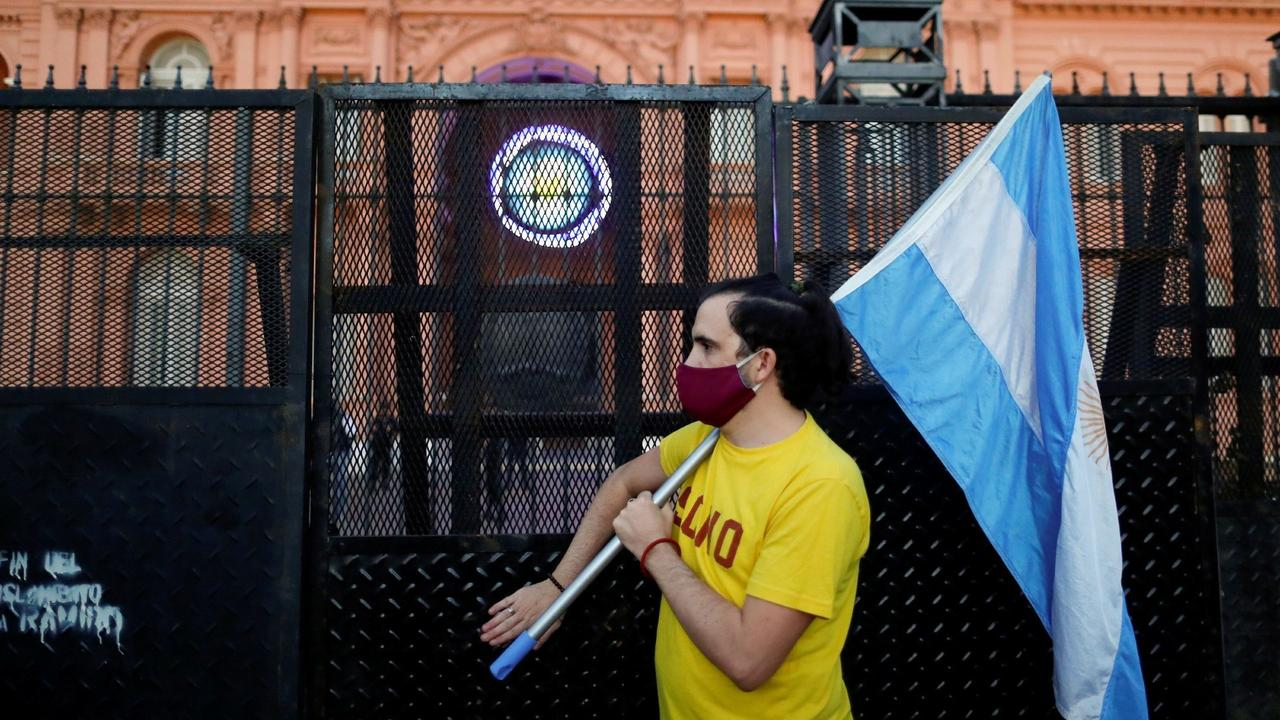 Argentina COVID-19 restrictions extended as cases hit 3 million