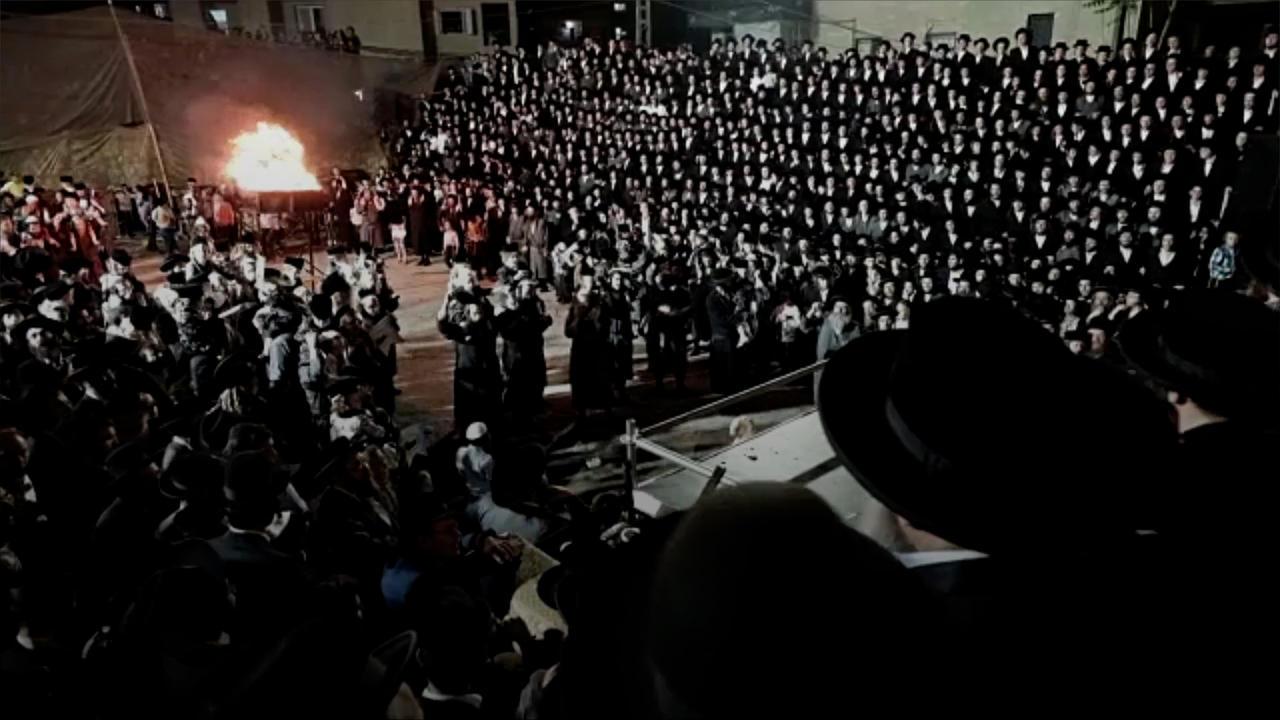 45 Killed in Crush at Israeli Religious Festival
