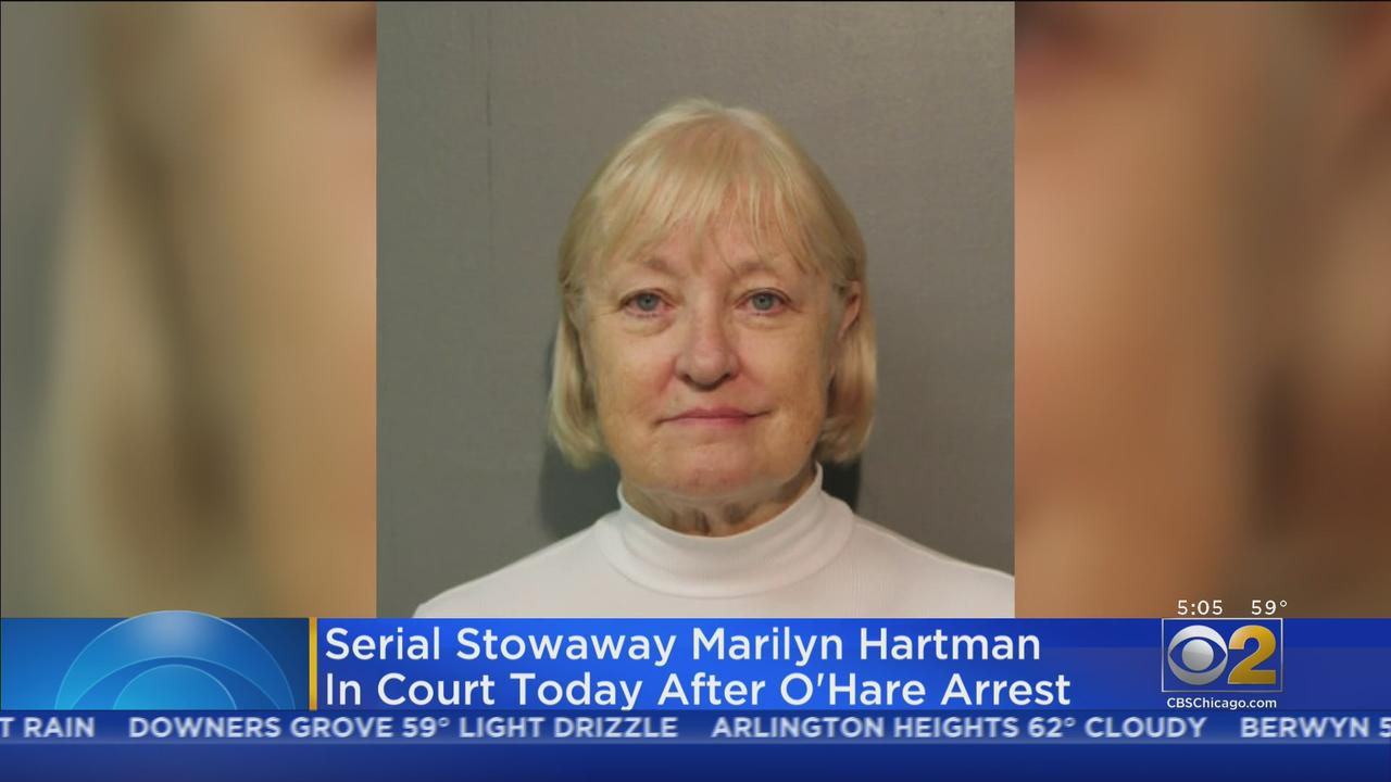 Serial Stowaway Marilyn Hartman Expected Back In Court Monday