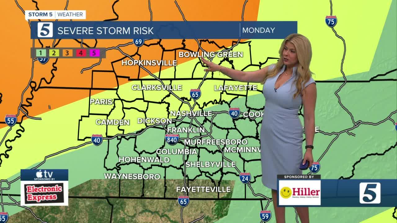 Lelan and Nikki-Dee's early morning forecast: Monday, May 3, 2021
