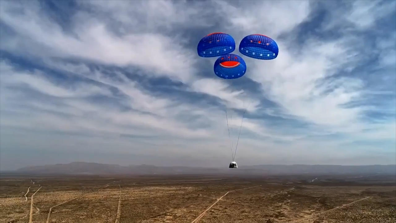 Jeff Bezos' Blue Origin to Begin Selling Tickets for Maiden Space Voyage