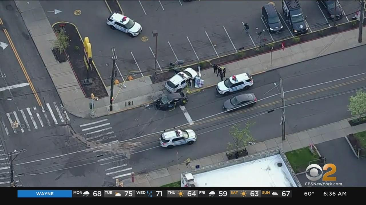 Multiple Injuries After Chain-Reaction Crash On Staten Island