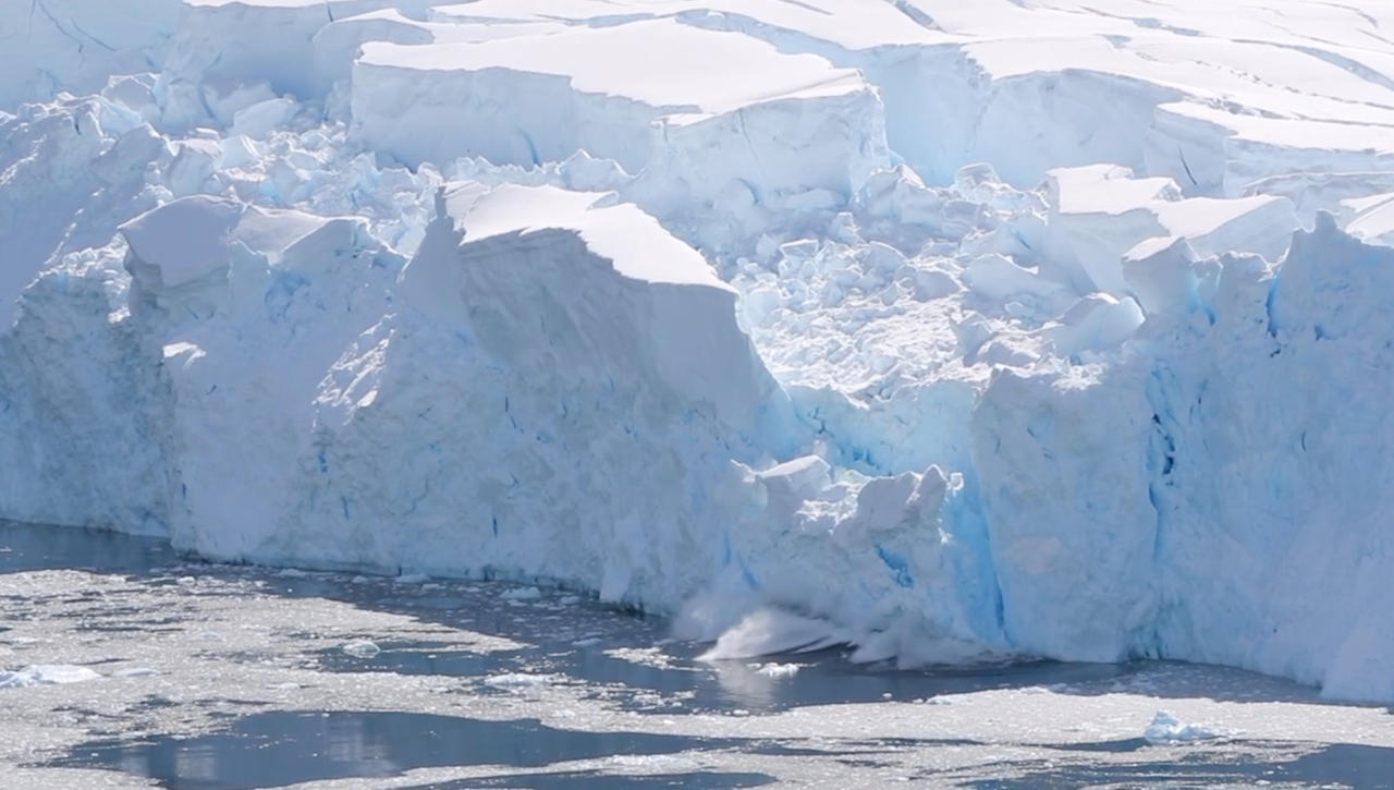 Sea Level Rise From Antarctic Melt Is Potentially 30% Higher Than Expected