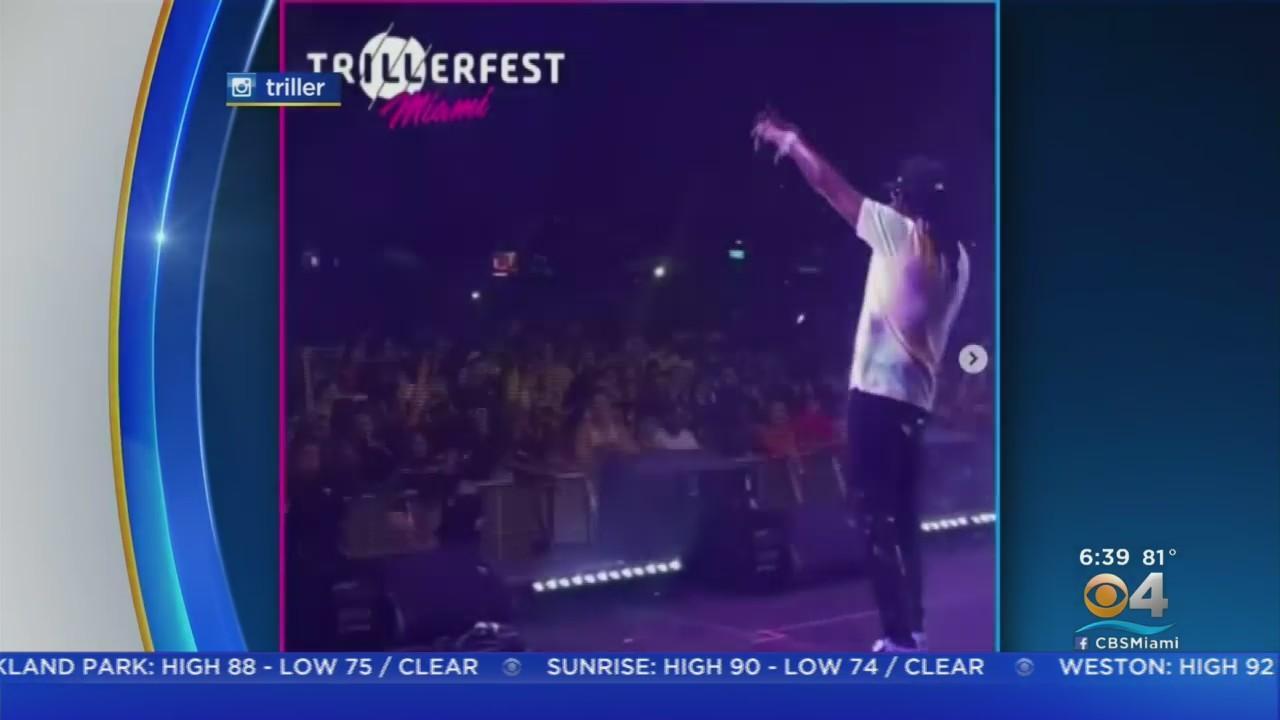 'Trillerfest' At Miami Marine Stadium Draws Thousands