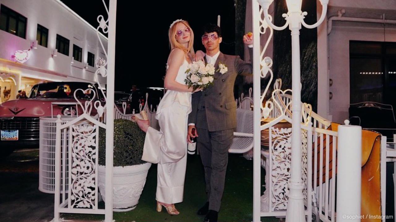 Sophie Turner: So feiert sie ihren zweiten Hochzeitstag