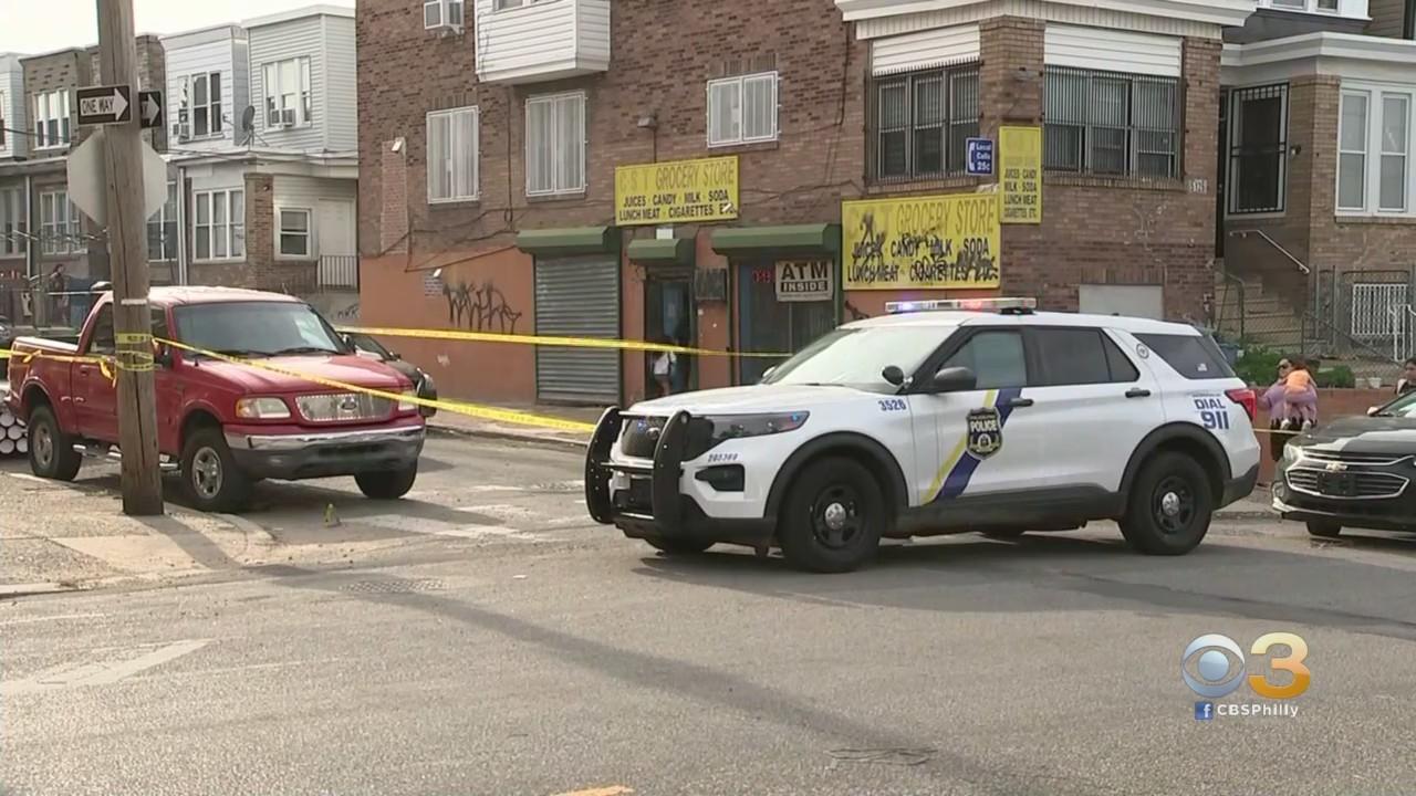 2 Teens Shot In Olney