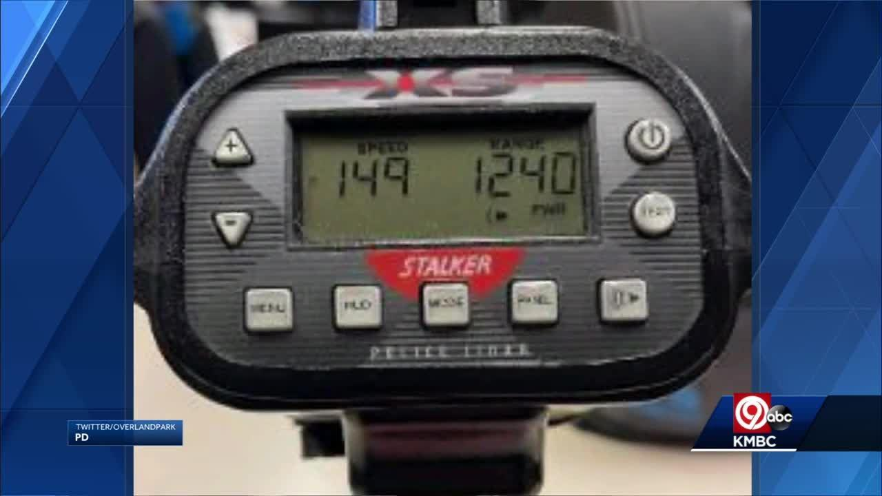 OPPD issues warning about speed, driver clocked doing 149 on I-435