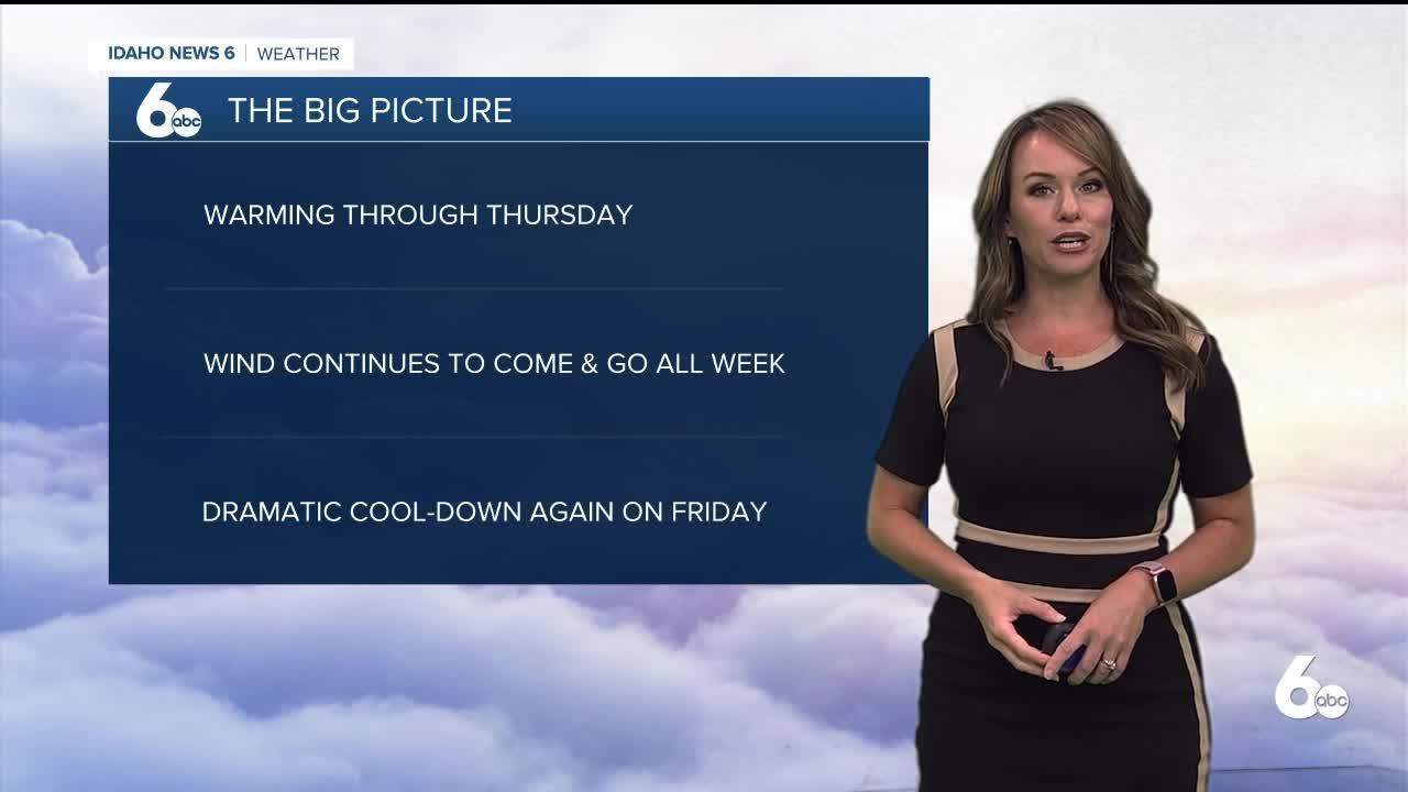 Rachel Garceau's Idaho News 6 forecast 5/3/21