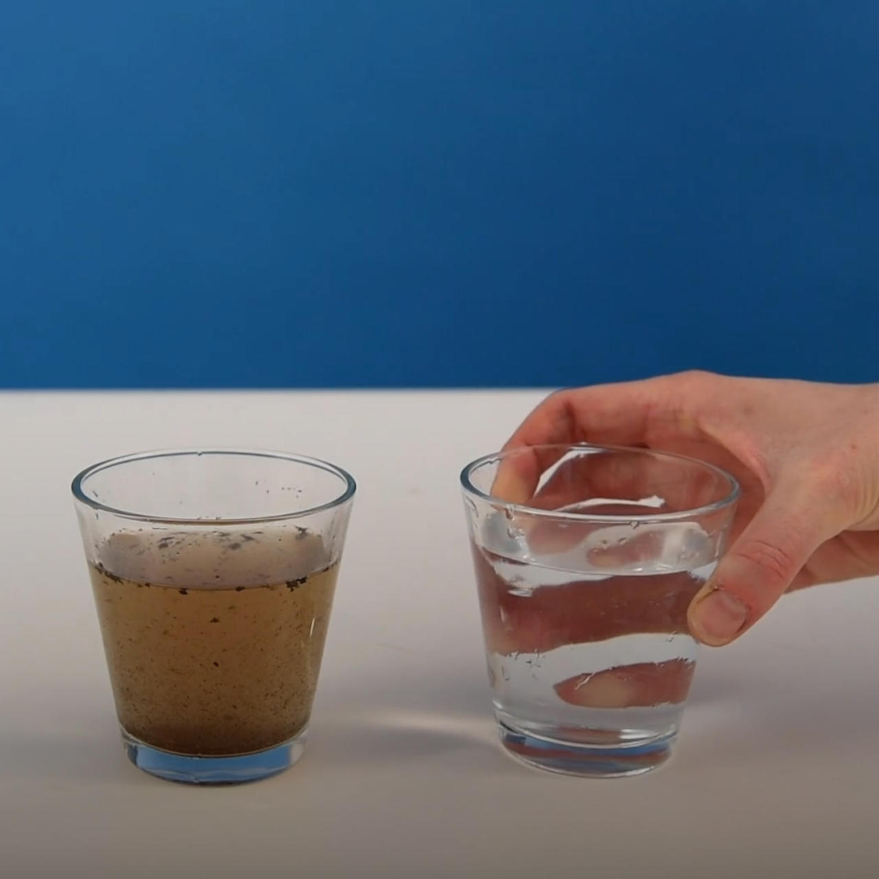 Prototype water filter could help bring clean water to people who need it