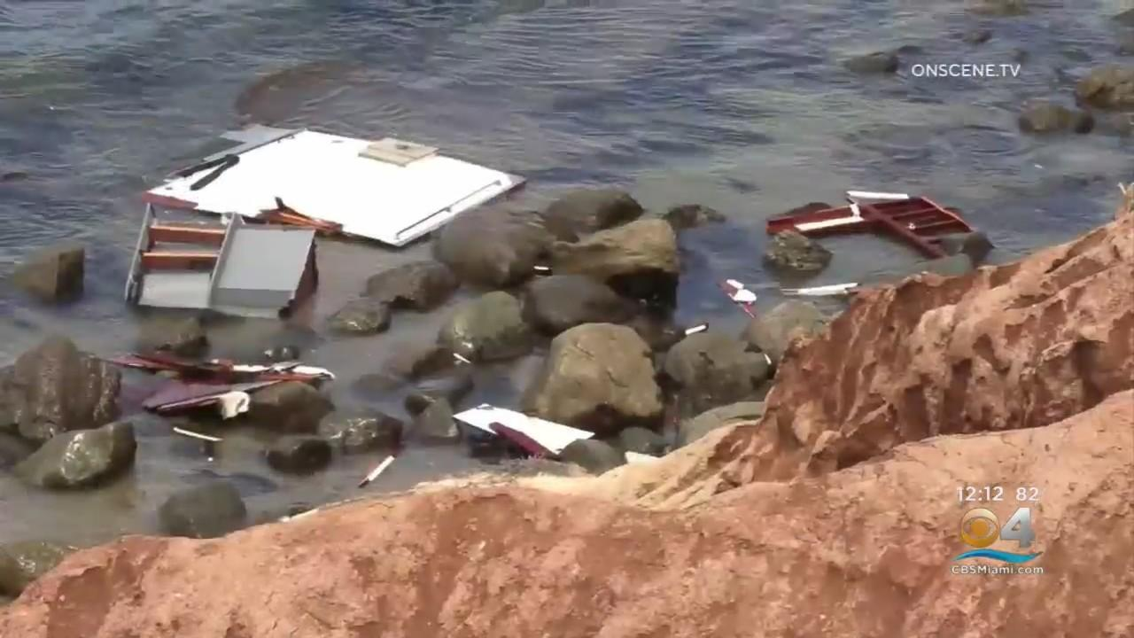 At Least Four Dead After Boat Capsized Off San Diego