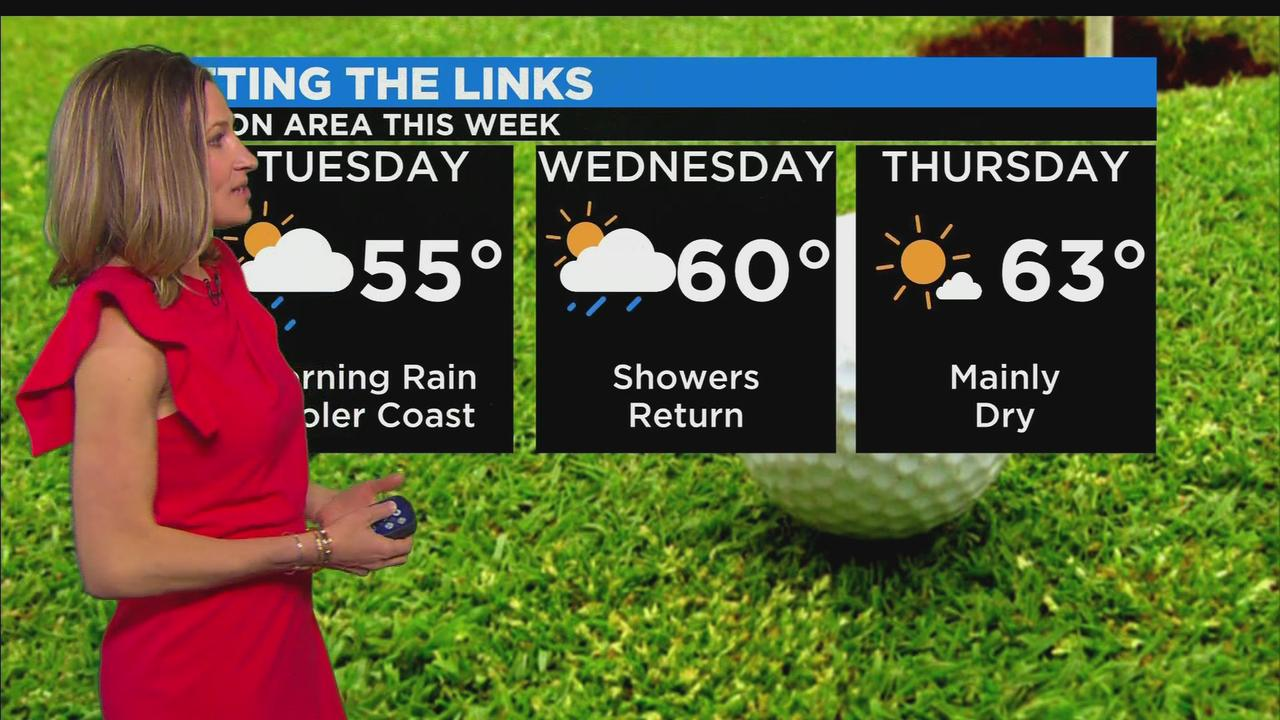 WBZ Midday Forecast For May 3