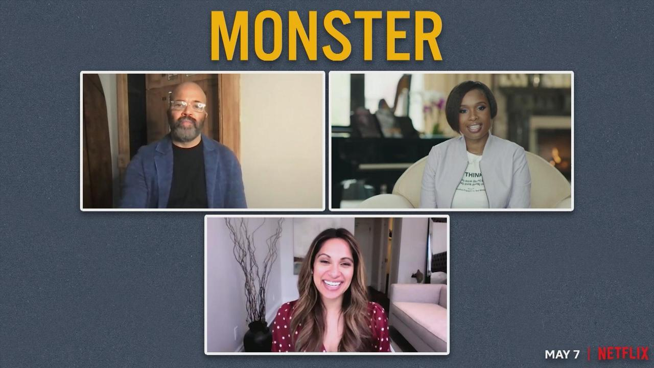 Jennifer Hudson Shares Personal Connection To 'Monster'
