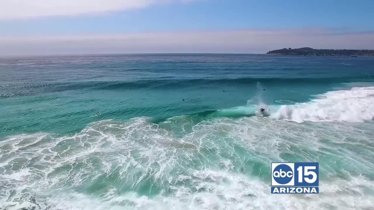 Rachel Dinbokowitz, Monterey County Convention & Visitors Bureau recommends a trip to Monterey County