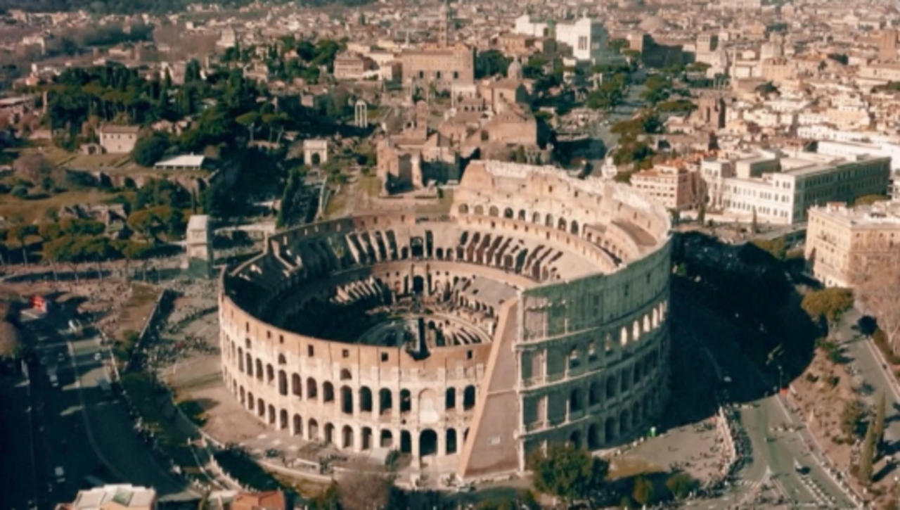 New Stage at Rome's Colosseum Will Give Visitors a Gladiator's View