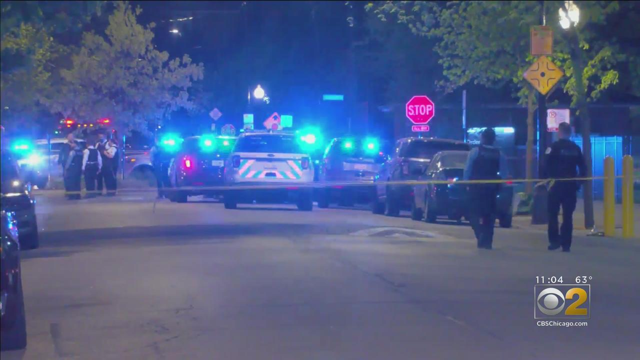 5 People Wounded In Shooting Near Chicago Bulls College Prep High School On Near West Side