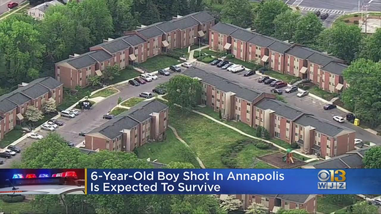 6-Year-Old Boy Shot In Annapolis Apartment, Police Say