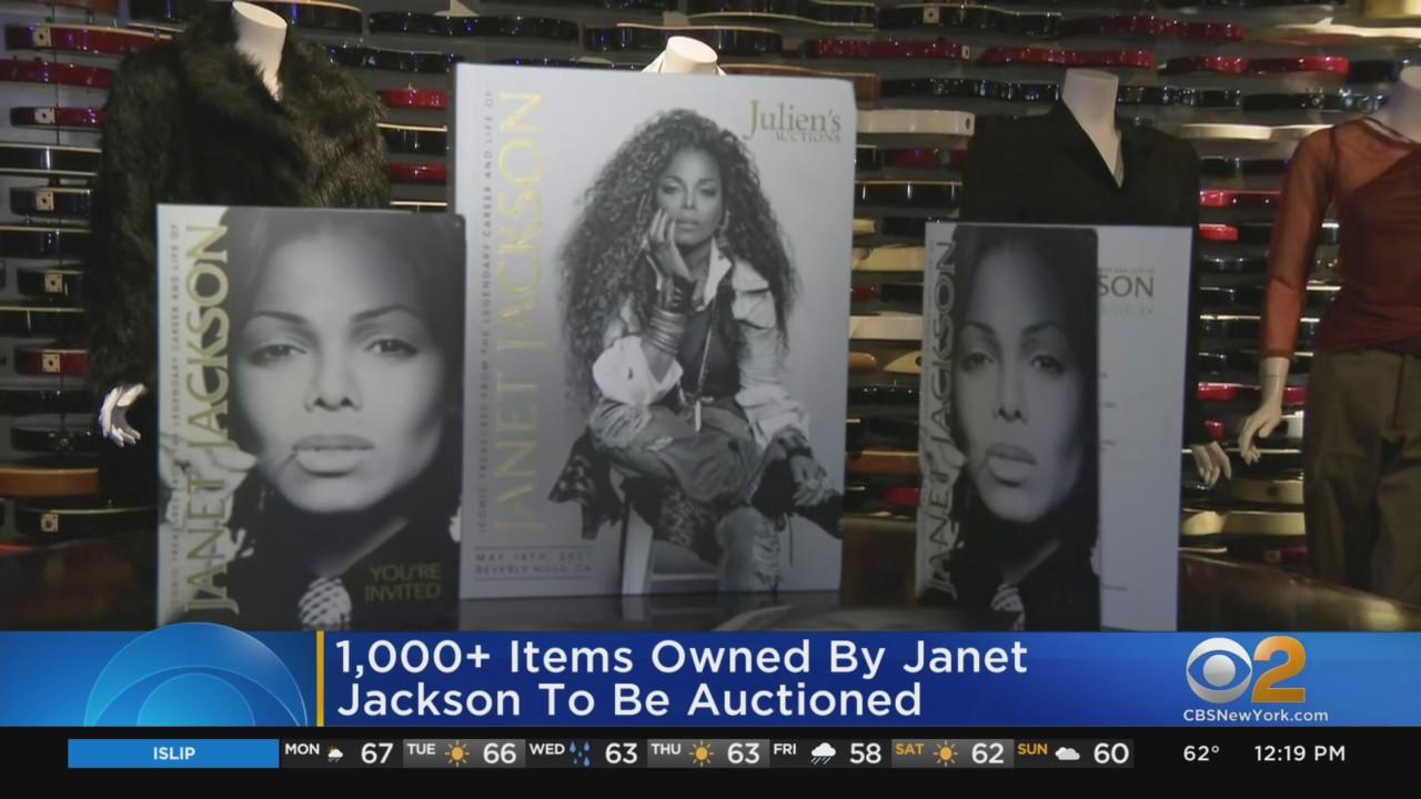 Janet Jackson Auctioning More Than 1,000 Items To Raise Money For Child Advocacy Agency