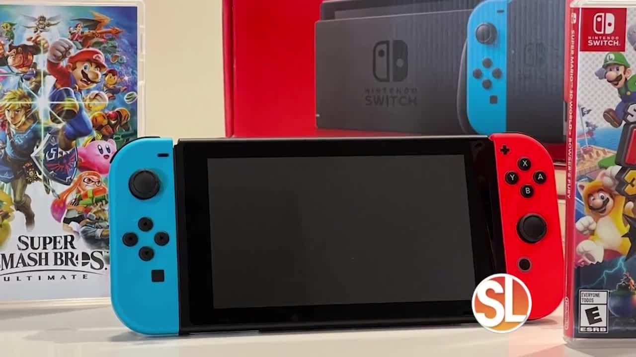 Nintendo is bringing together the family for Mother's Day