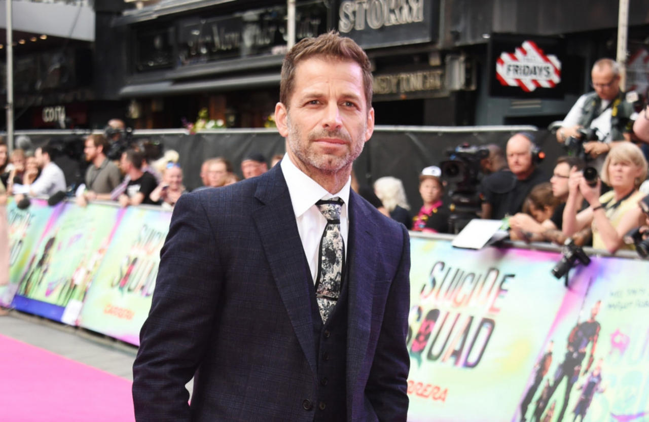 Zack Snyder worried he'd be sued over campaign to release his version of 'Justice League'