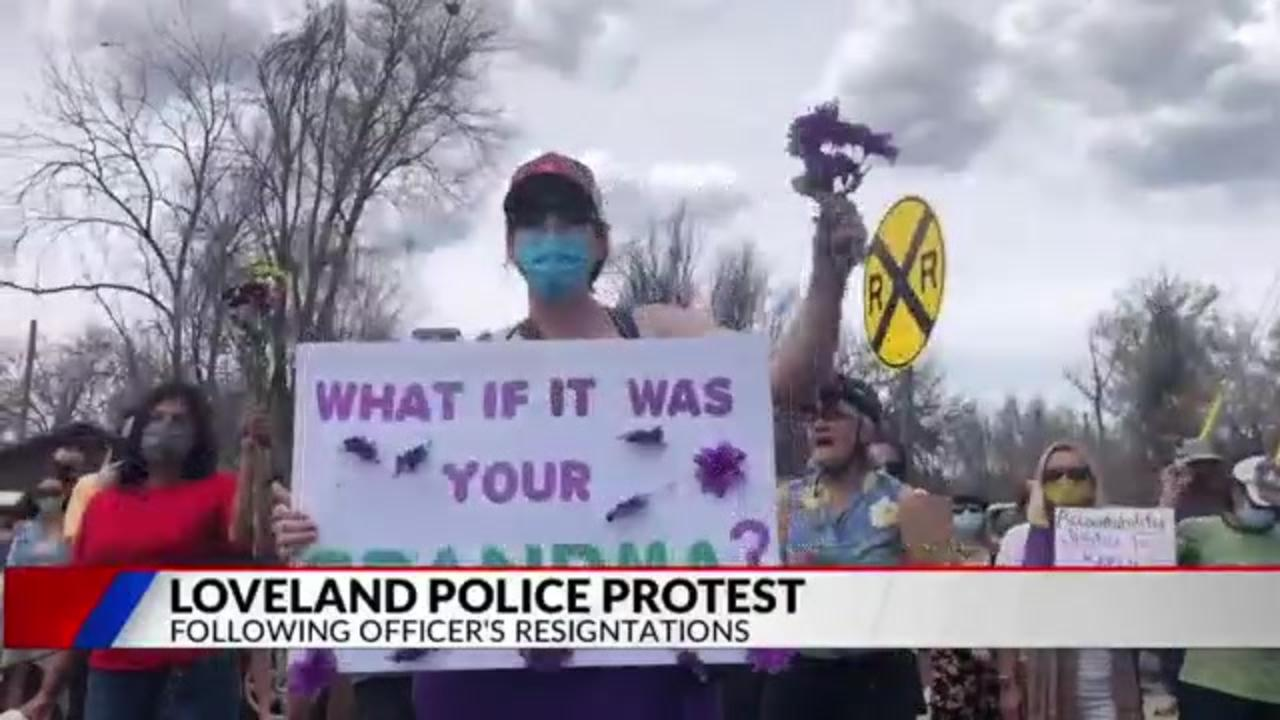 Hundreds gather at rally in support of Colorado woman with dementia who was violently arrested