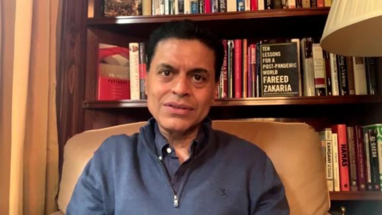 Fareed: A second lockdown in India is 'impossible'