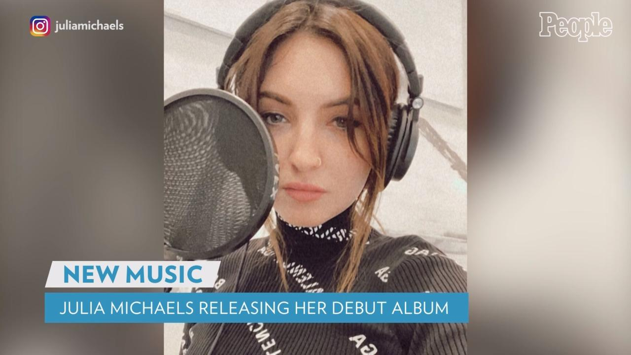 Julia Michaels Reveals How Quarantining with Boyfriend JP Saxe Inspired New Album: 'I Got to Fall in Love in a Very Weird Situat