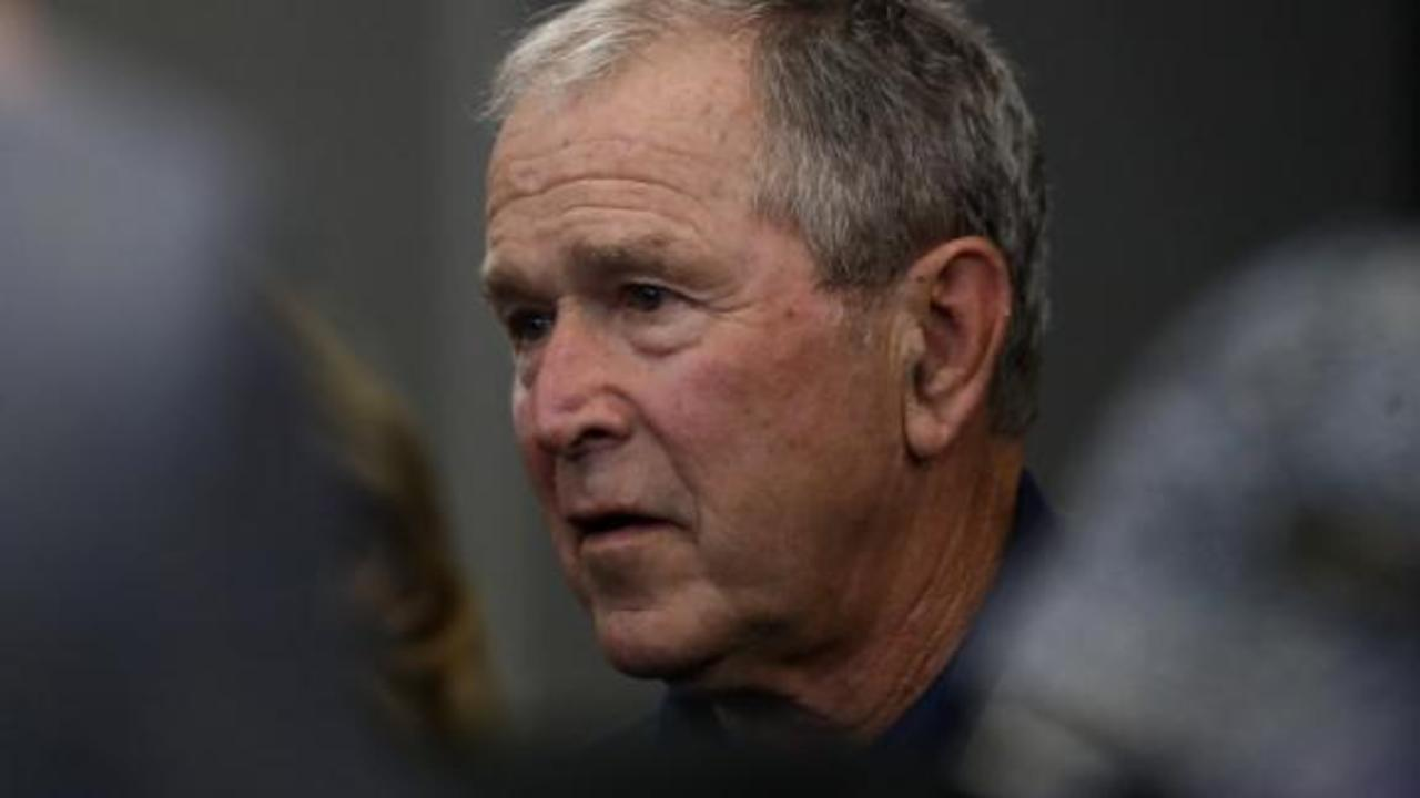 Bush warns GOP: This says we basically want to be extinct