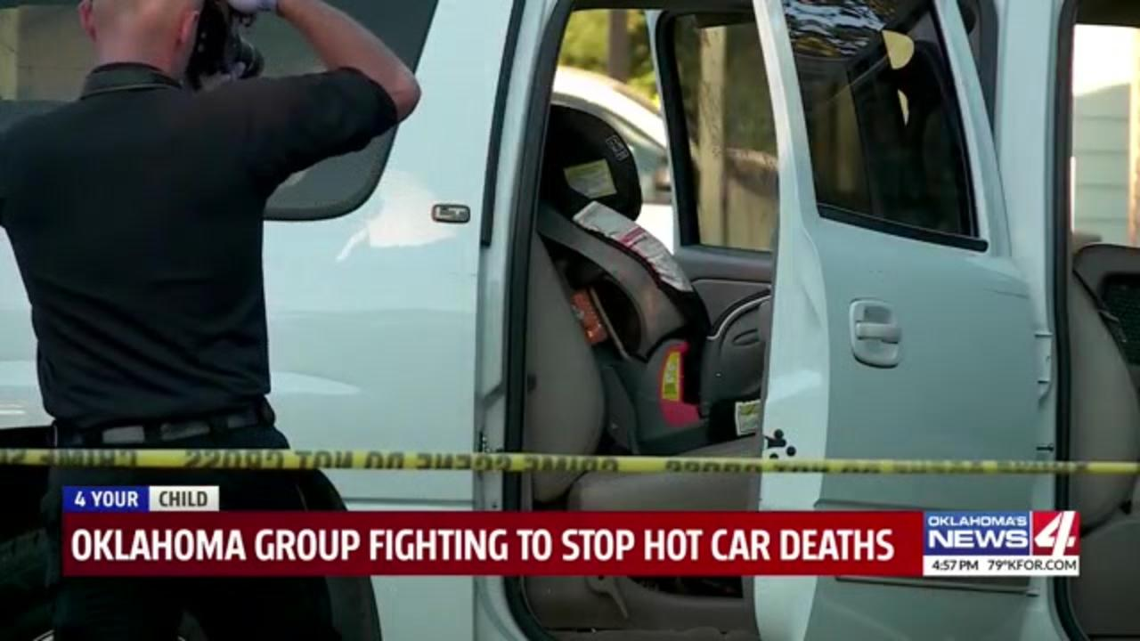 Oklahoma sees more children die in hot cars per capita than any other state, report says