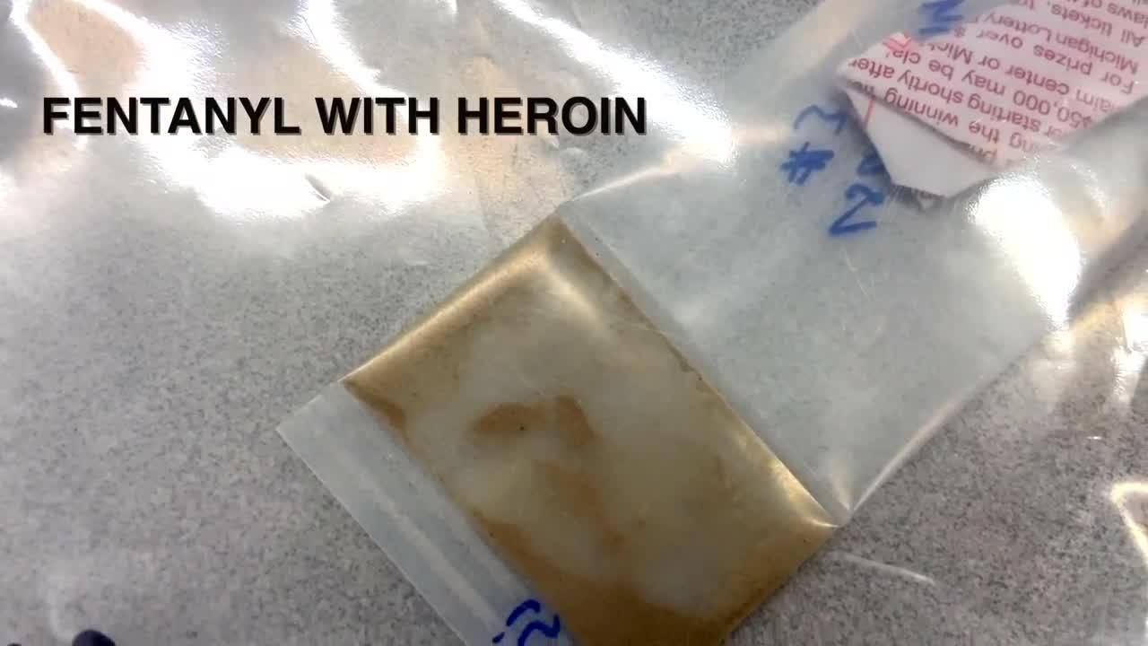 Accidental overdose rates continue to rise because drug dealers are lacing their products with fentanyl in many forms.