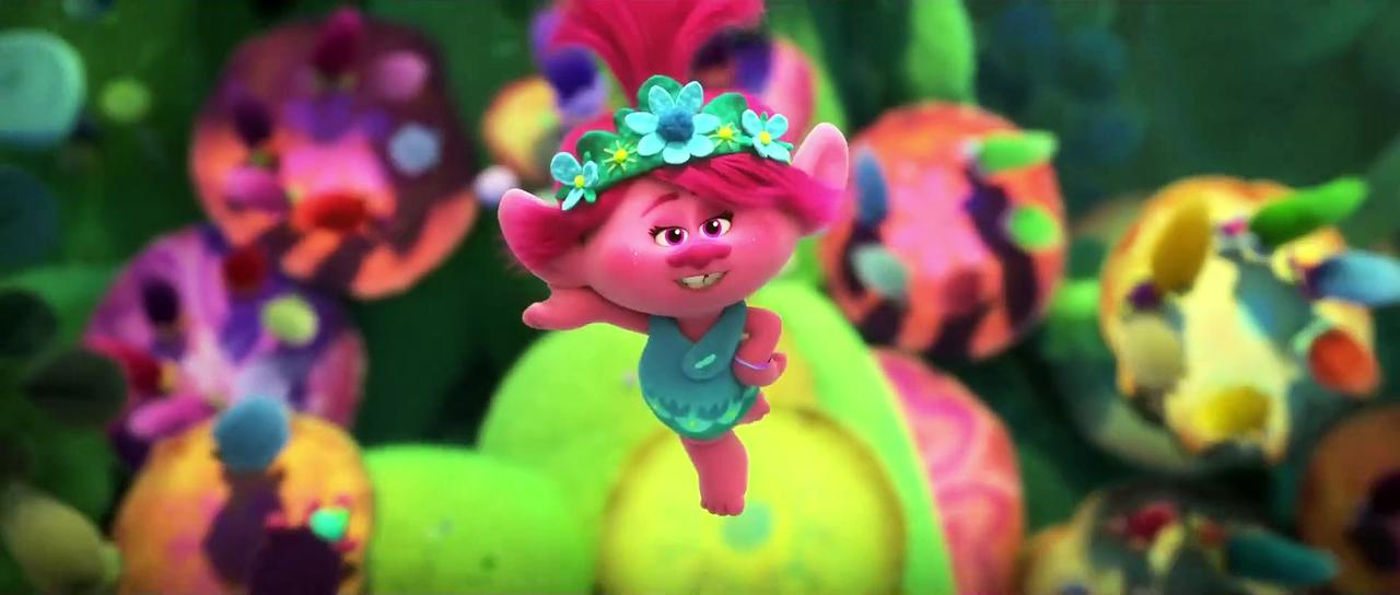 Trolls World Tour Movie Clip - Trolls Just Want to Have Fun