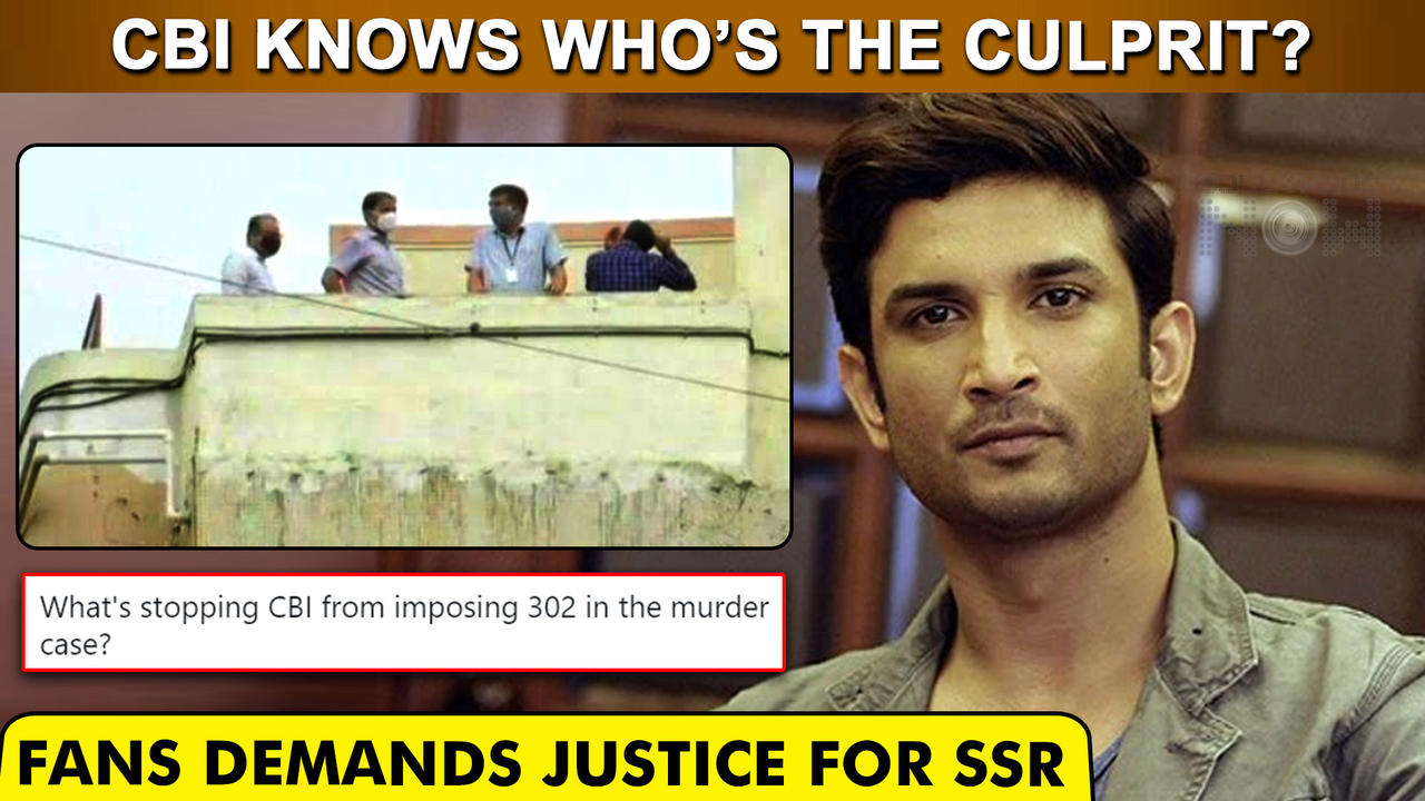 Fans Think CBI Knows It All About Sushant Singh Rajput Conspiracy?