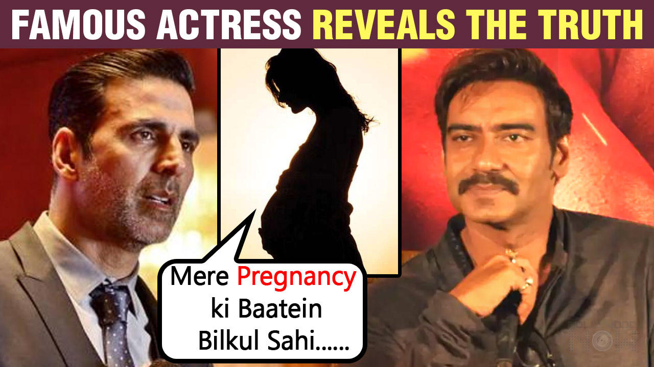 Ajay Devgn & Akshay Kumar's Co- Star Breaks Silence On Pregnancy & Abortion News