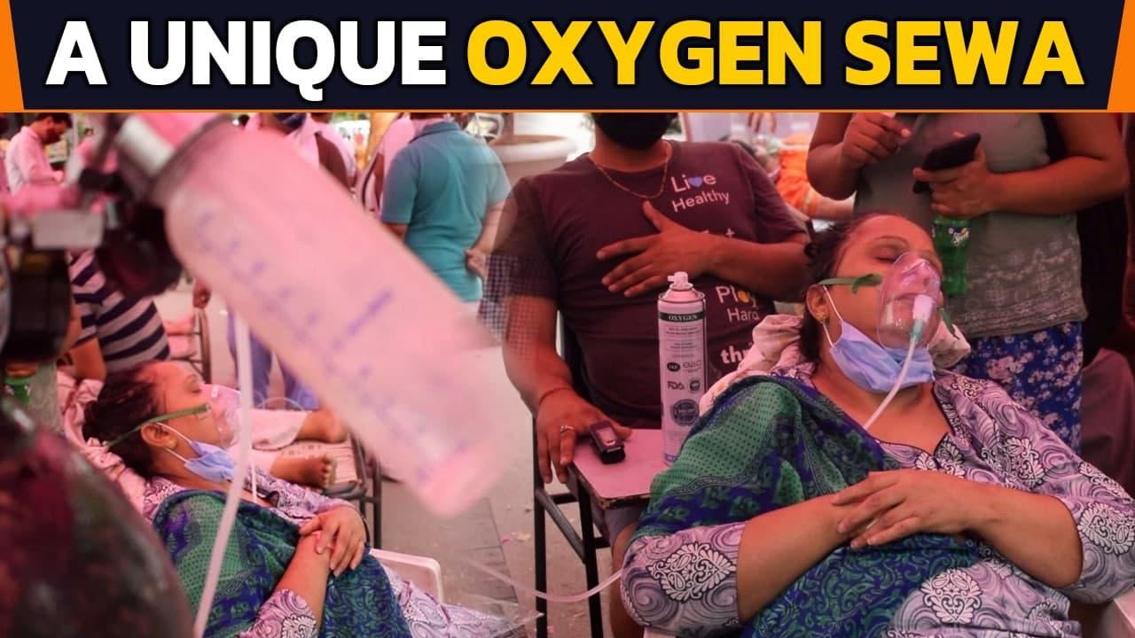 Oxygen langar at Ghaziabad | Ground report | Oneindia News