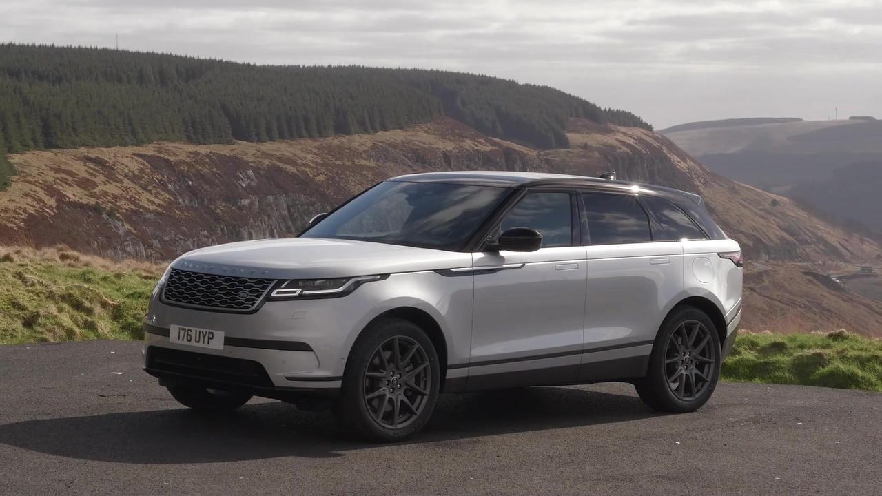 2021 Range Rover Velar P400e Design Preview
