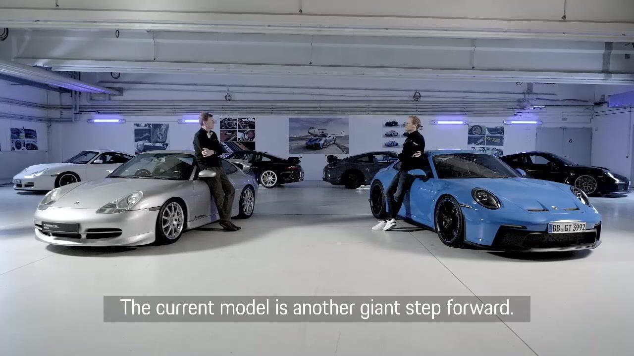 Porsche - The best GT3