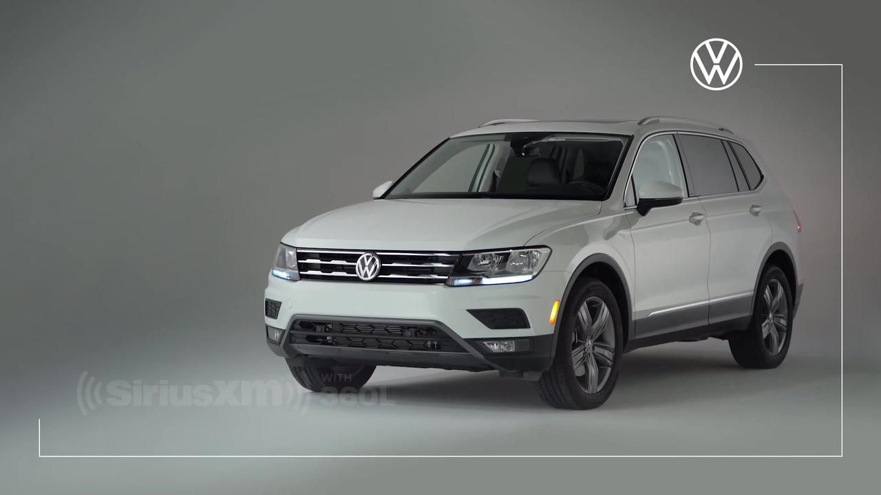 Volkswagen to offer SiriusXM® with 360L in 2021 model year vehicles